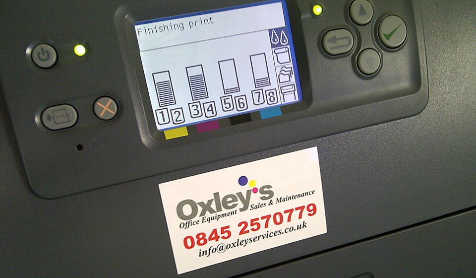 Oxley Services Ltd